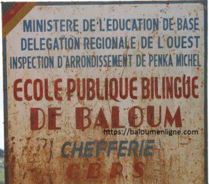 Baloum En Ligne - Enseignement primaire
