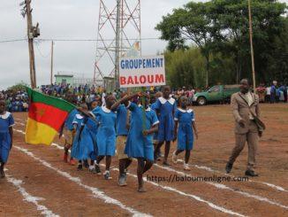 Baloum En Ligne - Defilé du 20 Mai 2017 à Bansoa