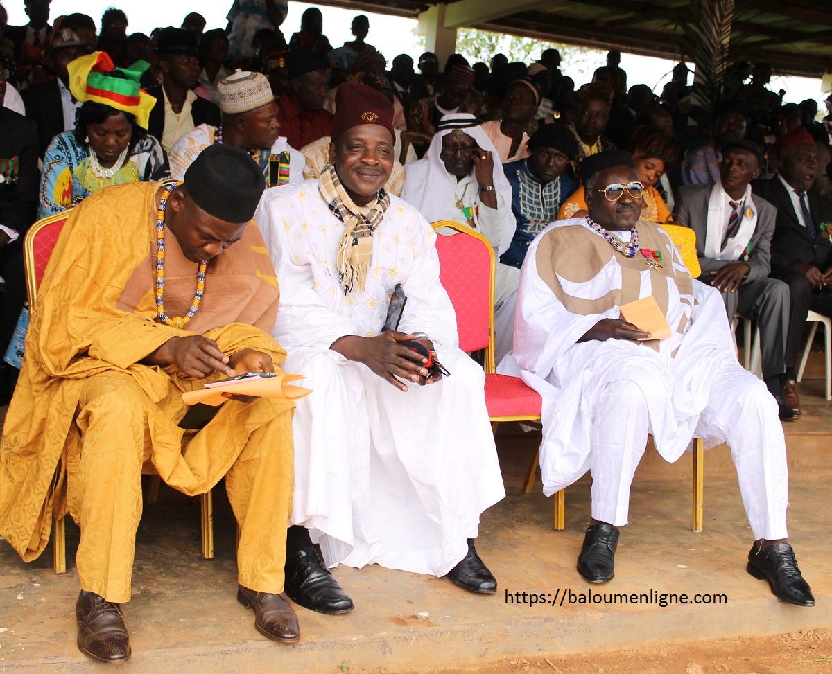 Sa Majesté le Roi de Baloum