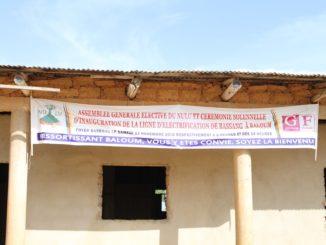 Installation Bureau NULU